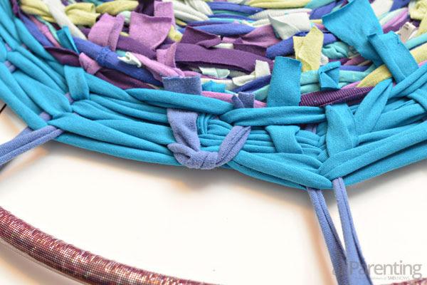 Hula Hoop βήμα χαλί 12