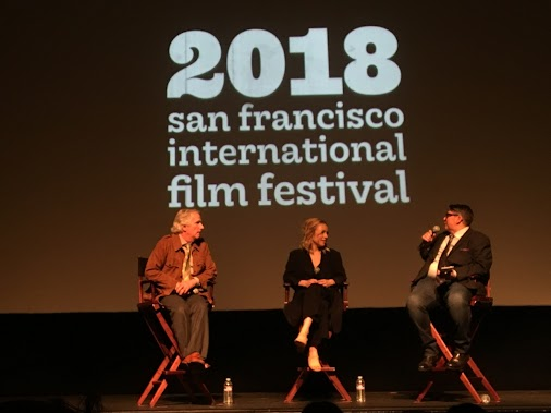 @HBO's #Barry, @hwinkler4real and #SarahGoldberg wow the crowd at the #SFFilmFestival #BarryHBO  I was...