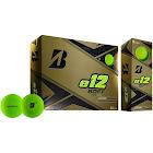Bridgestone E12 Soft Golf Balls Dozen Matte Green