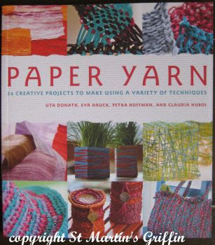 paper yarn copyright St Martin's Griffin