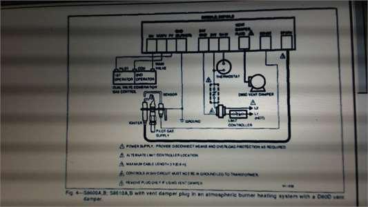 28 Honeywell S8610u Wiring Diagram