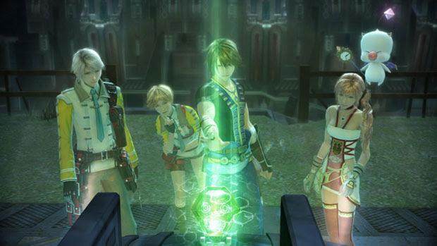 Criadora de 'Final Fantasy', como 'Final Fantasy XIII-2' (foto) pode abrir escritório para a criação de  games inéditos no Brasil (Foto: Divulgação)