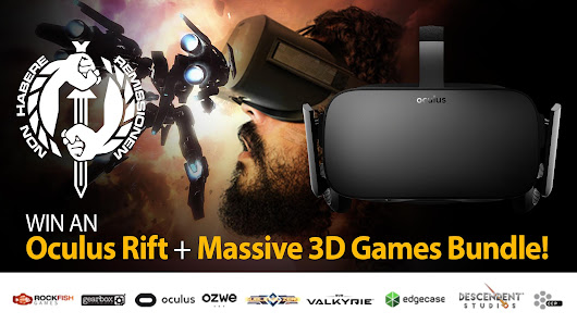 Win an Oculus Rift! - Fists of Heaven