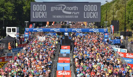 Great North Run | Build Africa