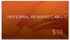 CPS-1075 - salon coupon card
