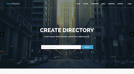 How to create a directory website - eDirectory Blog