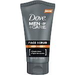 Dove Men + Care Face Scrub, Deep Clean + - 5 fl oz