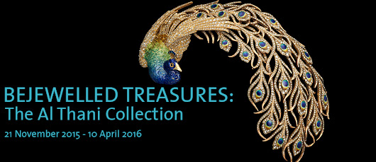 Bejewelled Treasures: The Al Thani Collection - About the Exhibition - Victoria and Albert Museum