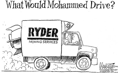 What Would Mohammed Drive?