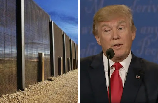 Just In: Trump Admin. Set To Make Major Announcement About Border Wall Plans - It's Happening...