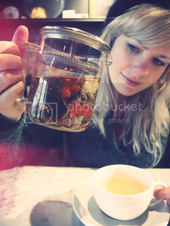 """Photo of marisa in leaf cafe"""" title="""
