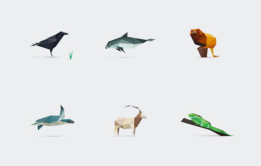 In Pieces - 30 Endangered Species