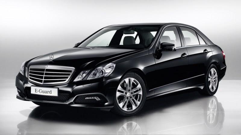 New Mercedes-Benz E-Class Guard models - BenzInsider.com ...