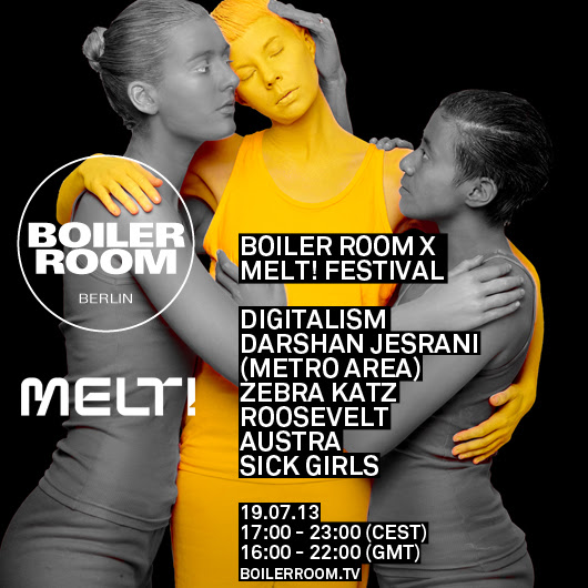 Digitalism 60 Min Mix at Boiler Room x MELT! Festival