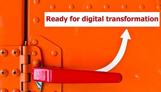 Ready for digital transformation - Digital leadership