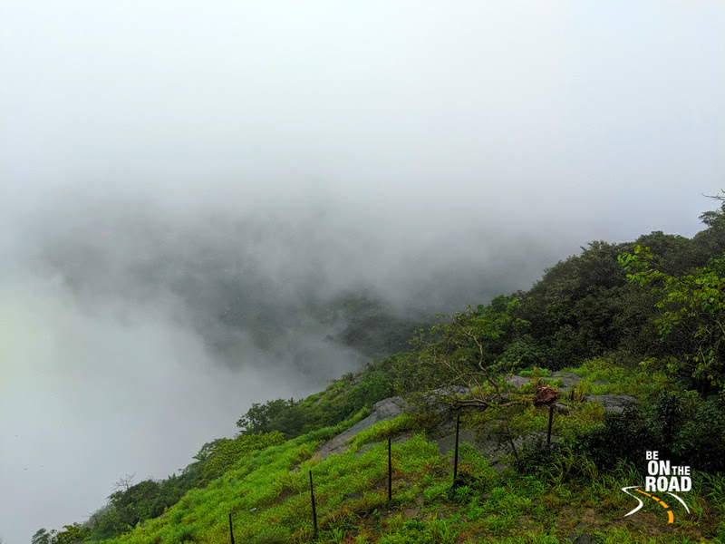 The Misty Bisle View Point, Karnataka