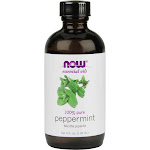 Now Foods Peppermint Oil - 4 fl oz bottle