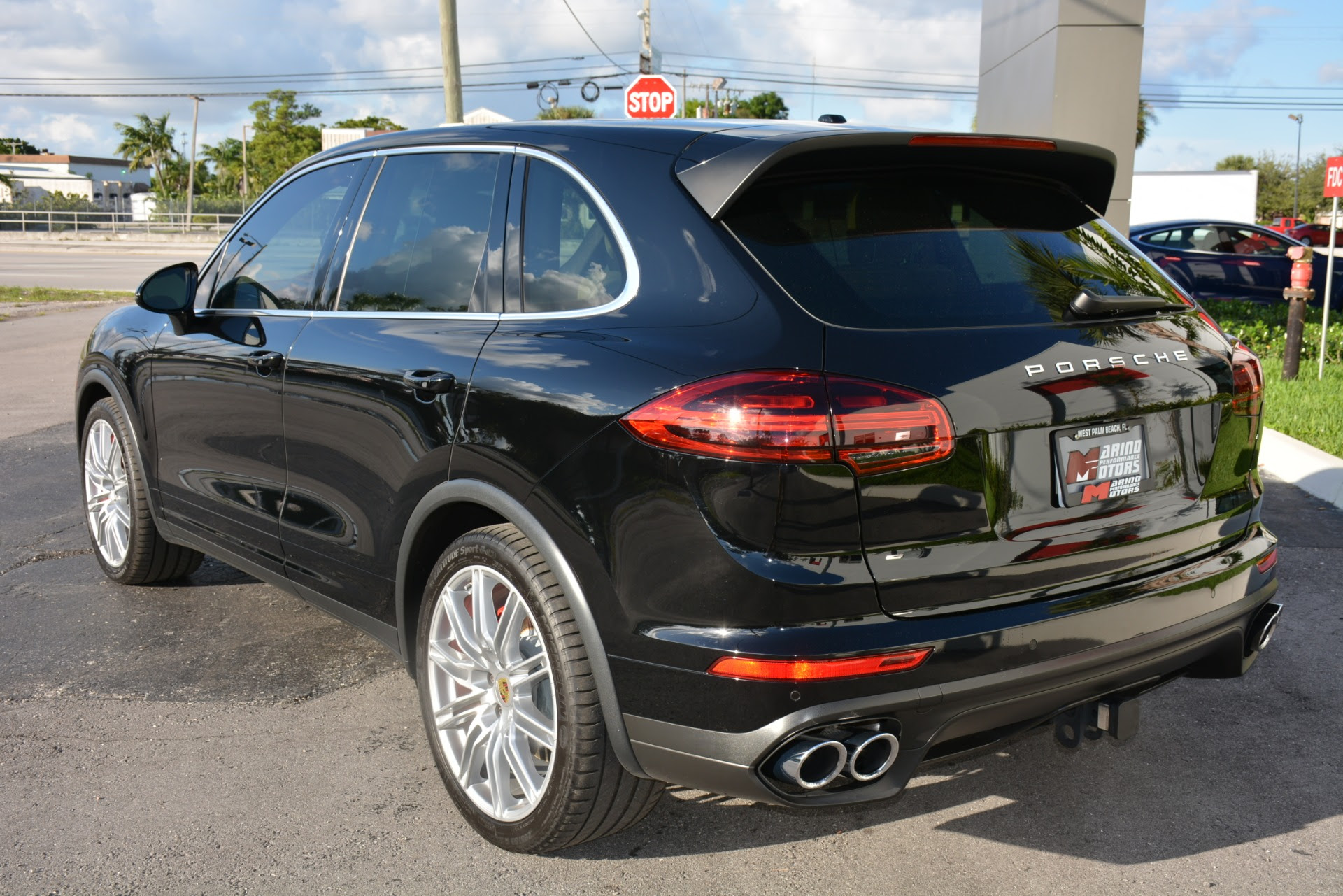 Used 2016 Porsche Cayenne Turbo For Sale ($67,900 ...