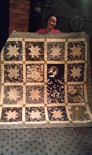 Mum's ImpStar finished