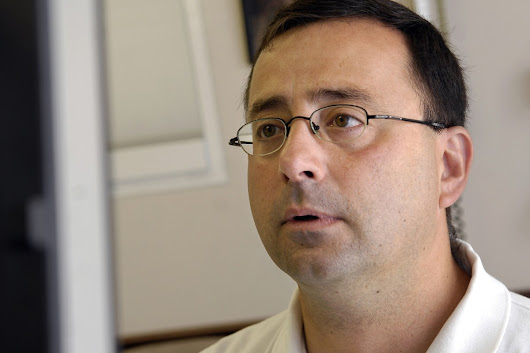 Gymnastics doctor Larry Nassar allegedly recorded sex abuse on a Go Pro