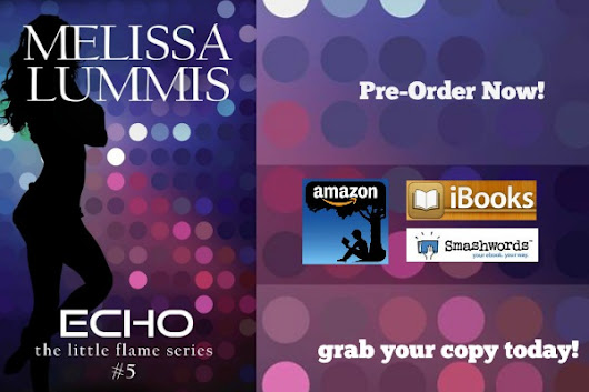 Review and Promotion Little Flame Series by Melissa Lumis