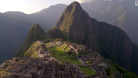 Machu Picchu: Ancient escape for Incan VIPs