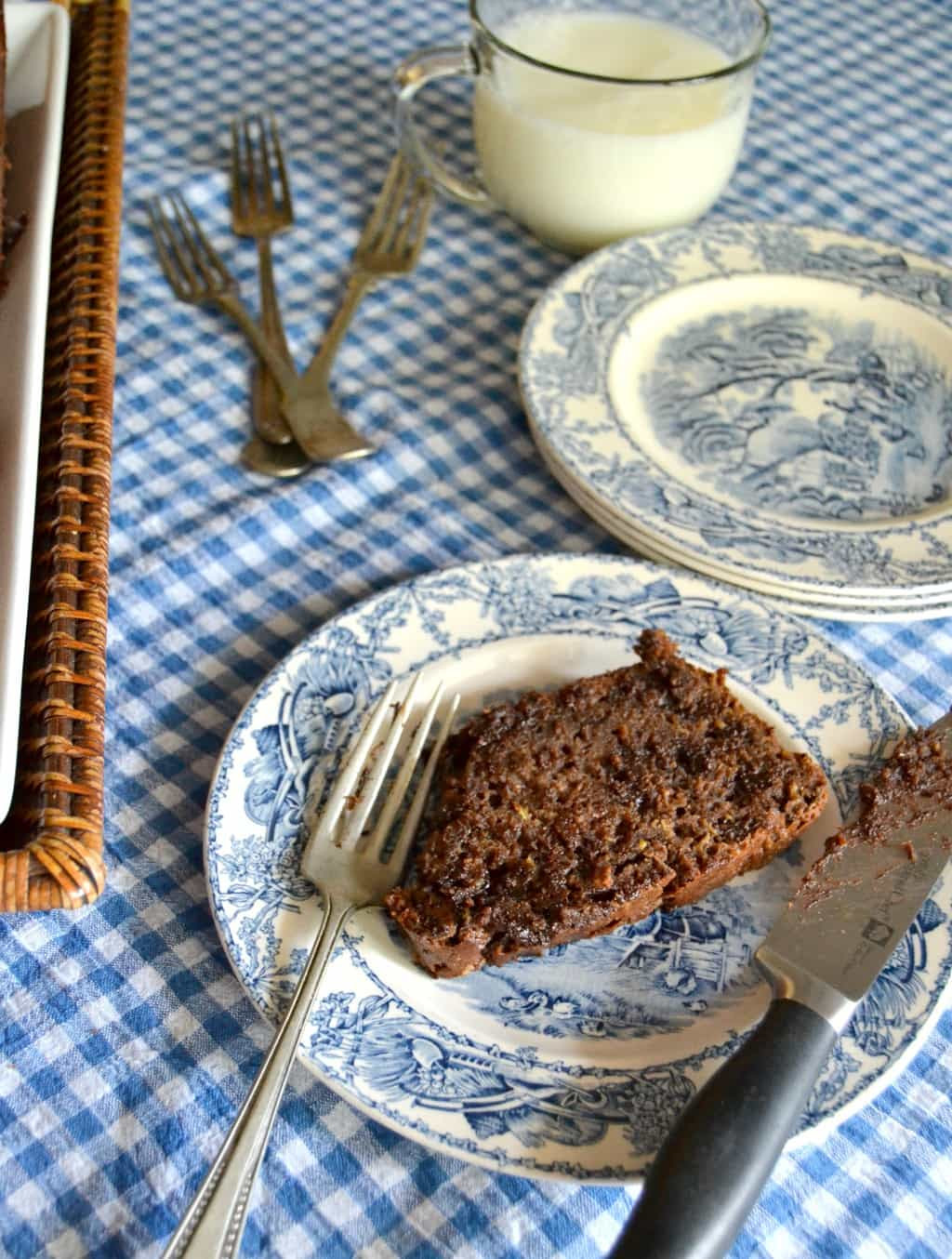 Easy Chocolate Zucchini Bread - My Creative Days