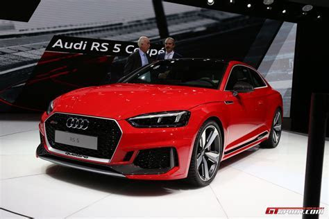 Geneva 2017: Audi RS5 Coupe GTspirit