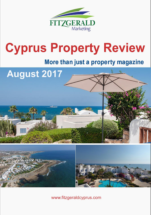 Cyprus Property Review August 2017