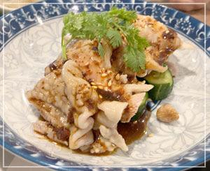 巣鴨の家庭四川料理のお店「中洞」さんに。居心地の良い素敵なお店でした。