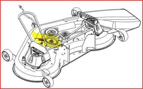 Wiring Diagram Database: John Deere Lt166 Belt Diagram
