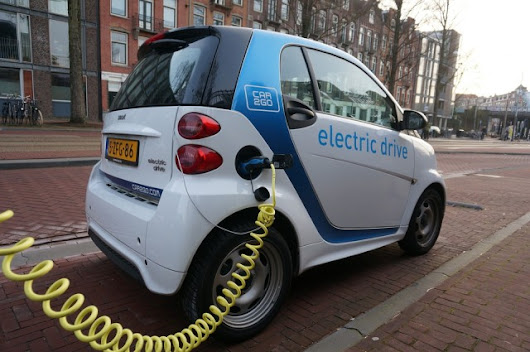 Electric Vehicle Charging Stations Coming Soon - All Ontario