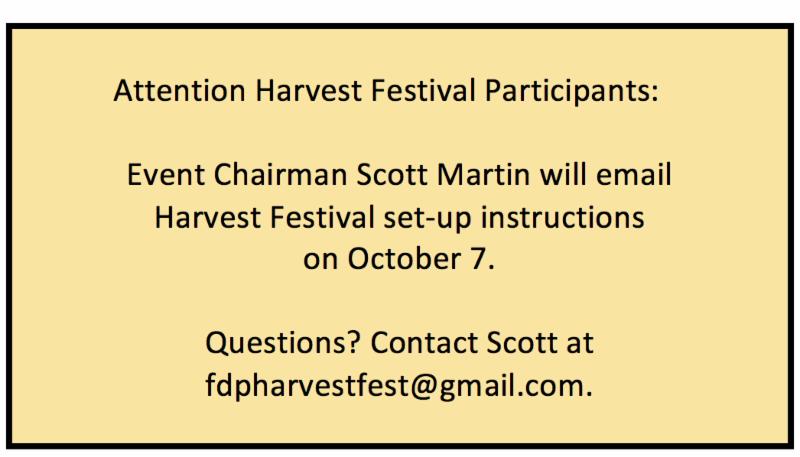 Franklin Downtown Partnership: Harvest Festival - October 14