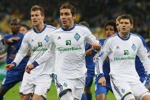 Рубен не сумел закрепиться в составе Динамо