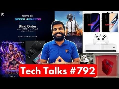 Tech Talks #792 - A60, TikTok Ban Active, Realme 3 Pro Blind Sale, Avengers Endgame, PUBG 0.12