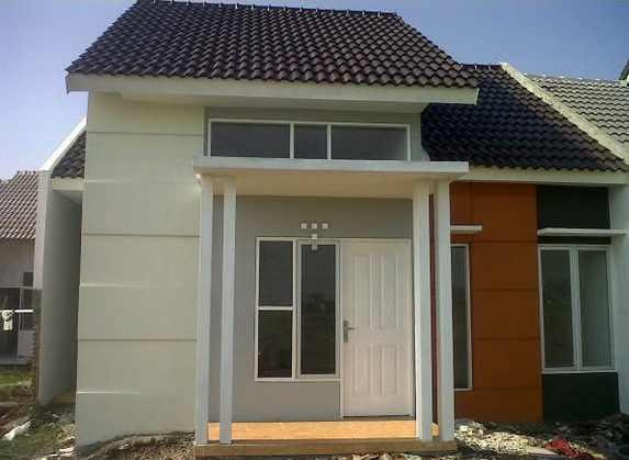 Gambar Tampak Depan Rumah Minimalis 1 Lantai Bratajaya