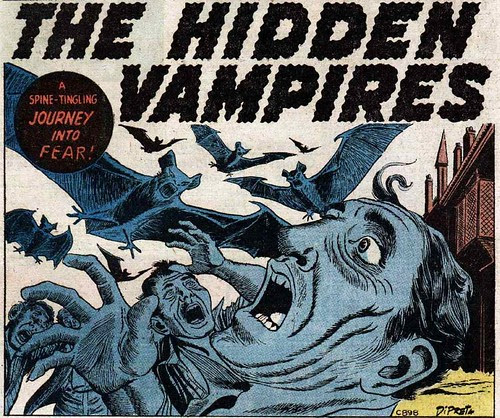 The Hidden Vampires