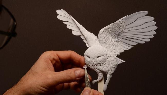 Escultura-Papel-5