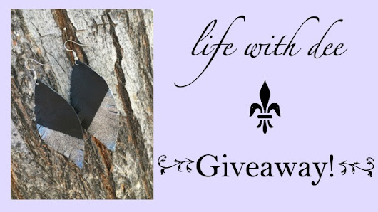 LWD Giveaway! - Life with Dee