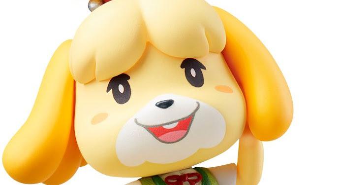 Isabelle Smash Amiibo