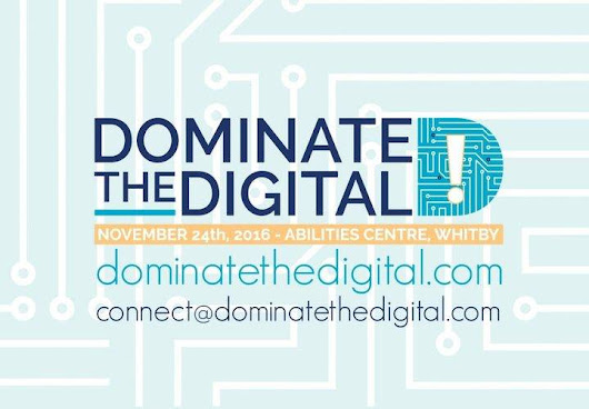 Dominate The Digital Conference