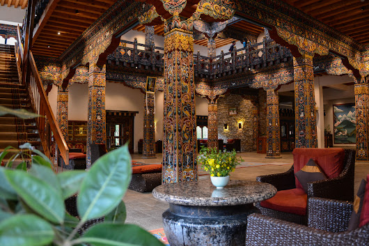 Zhiwa Ling Hotel, Paro, Bhutan   For more details... - Destinations Redefined