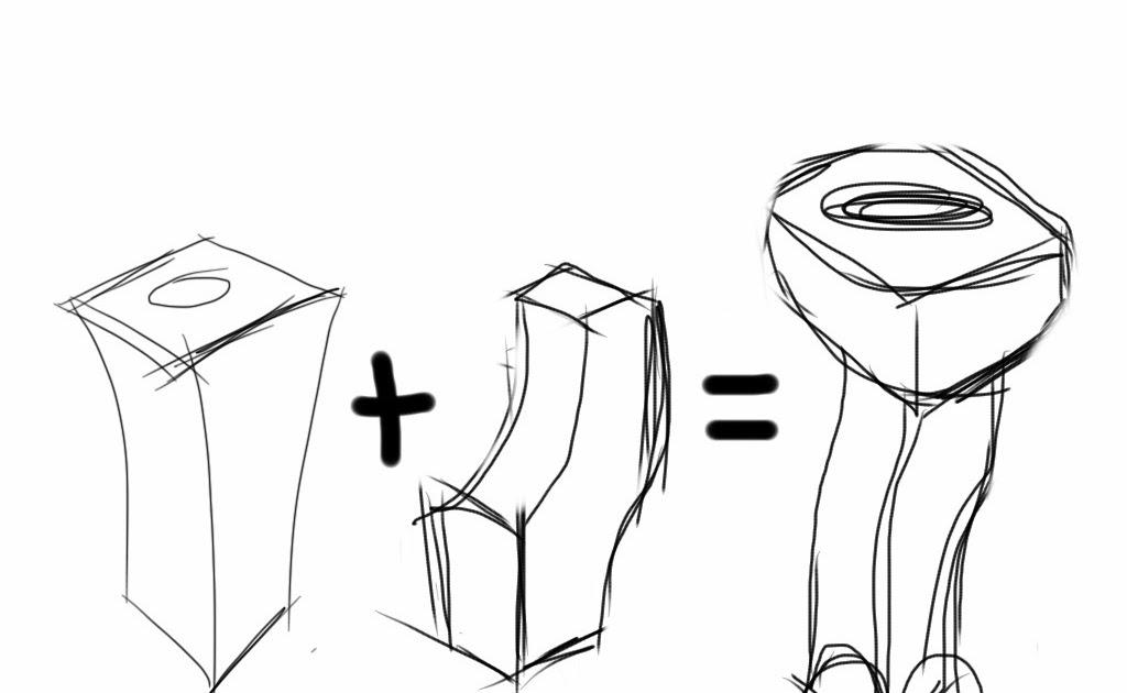 Bagaimana menghasilkan gabungan idea melalui lakaran sintesis ~ Cikgu