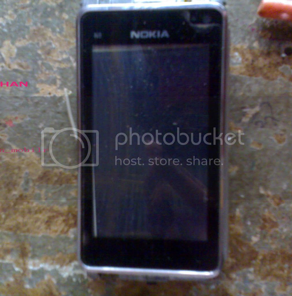 China nokia n8-mtk 6235 READ FLASH FILE