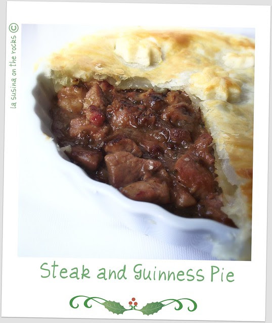 Steak and Guinness Pie (natale 2010)