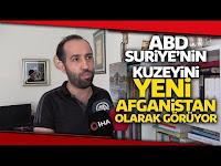 """Doç. Dr. Adem Palabıyık: """"ABD, Suriye'nin Kuzeyini Yeni Afganistan'ı Olarak Görmektedir"""" - İhlas Haber Ajansı"""