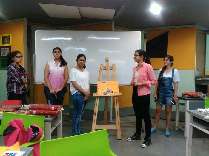 Class 11 Summer Internship Pearl Academy Fashion The Indian School