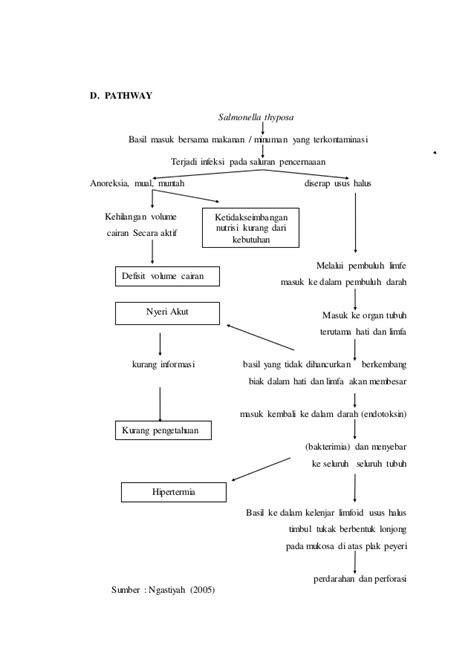 Kti asuhan keperawatan pada an. f dengan demam tifoid