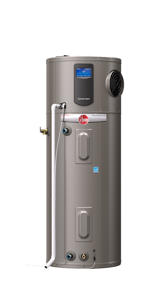 New Hot Water Heater from Rheem Reduces Energy Use by 73%
