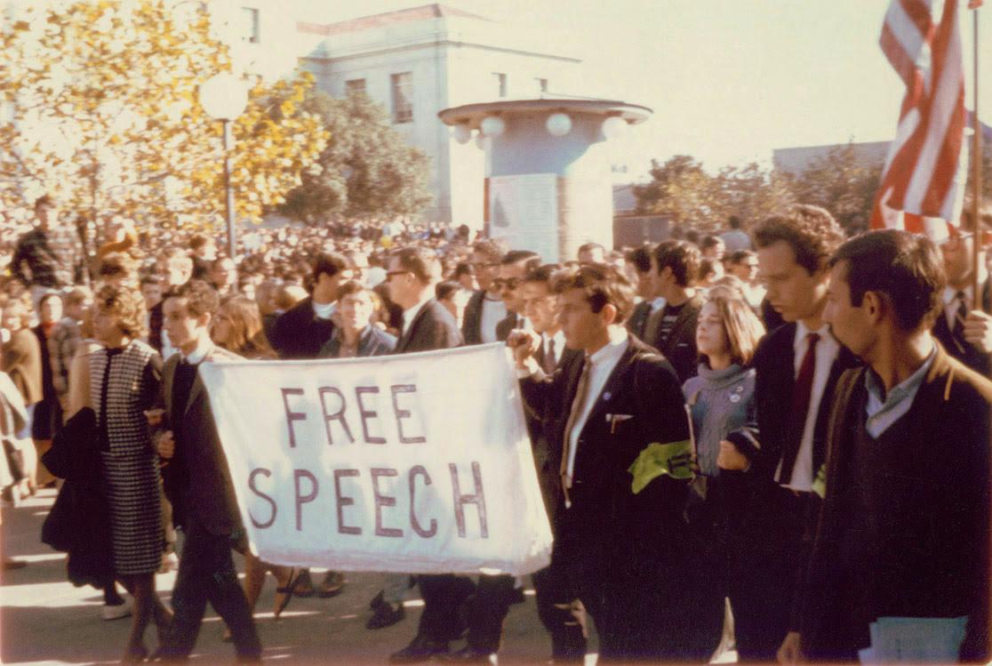 Risultati immagini per mario savio berkeley free speech movement